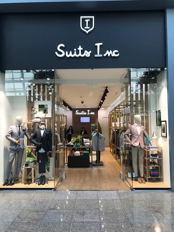 Suits Inc - Forum Castelo Branco - 2019.