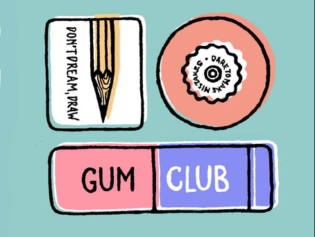 So proud: Gumclub.nl is live!