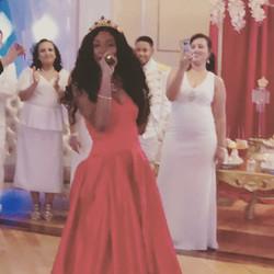 Queen Abigail's 16th
