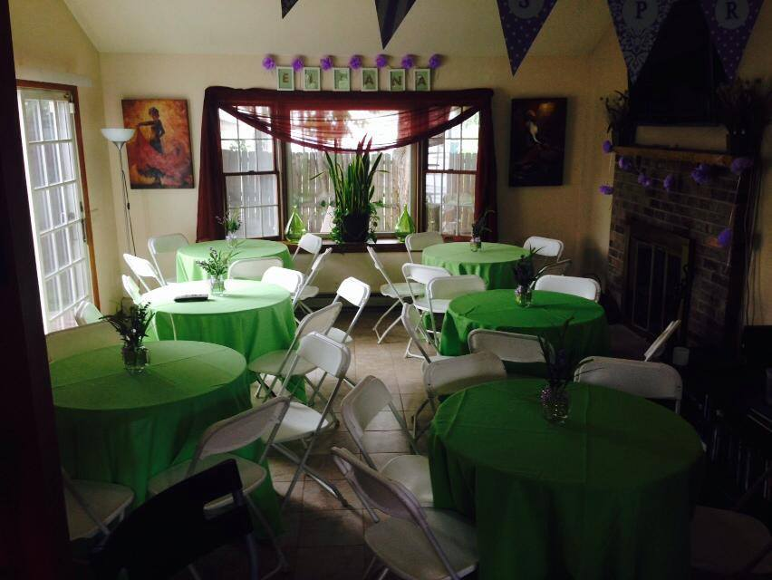 Intimate Event Hosting