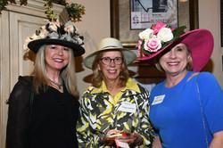 Carla Bryant, Cissy Lennon & Debbie Sout