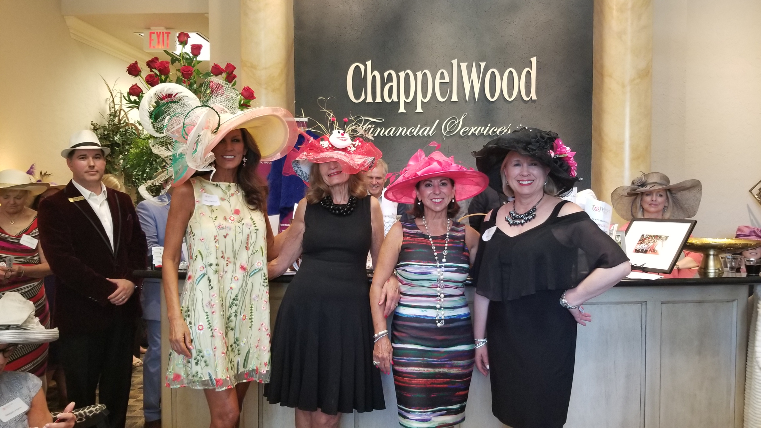 Kentucky Derby Hat Contest Winners