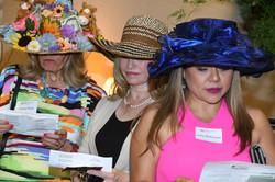 Sandy Kraft, Janis Gibson & Laura Blakew