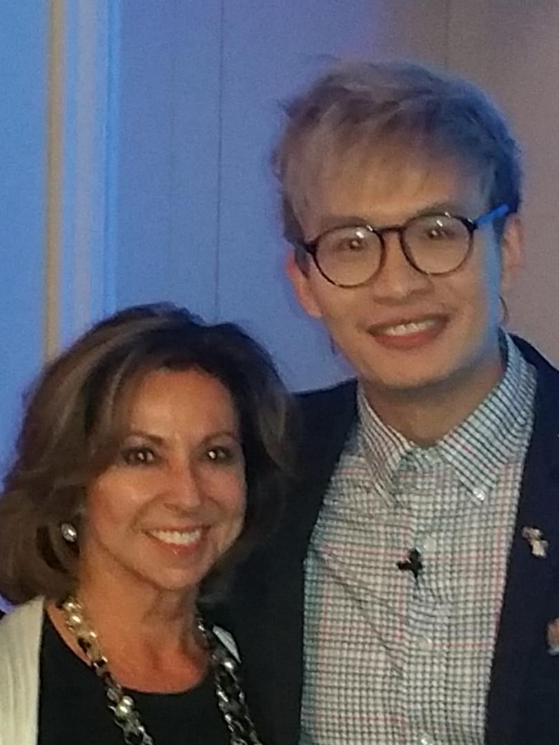Ving Giang Entrepreneur, Keynote and Victoria