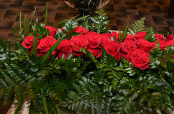 Floral Arrangement- Linear