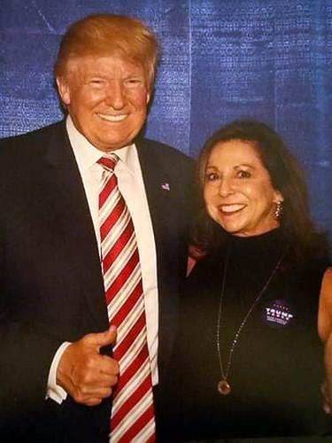 President Donald Trump & Victoria