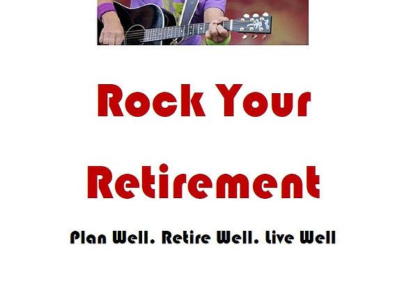 Rock Your Retirement Course Workbook
