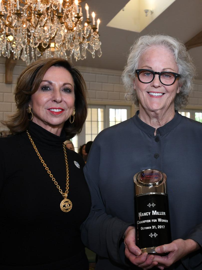 LA Writer and Director, Nancy Miller & Victoria