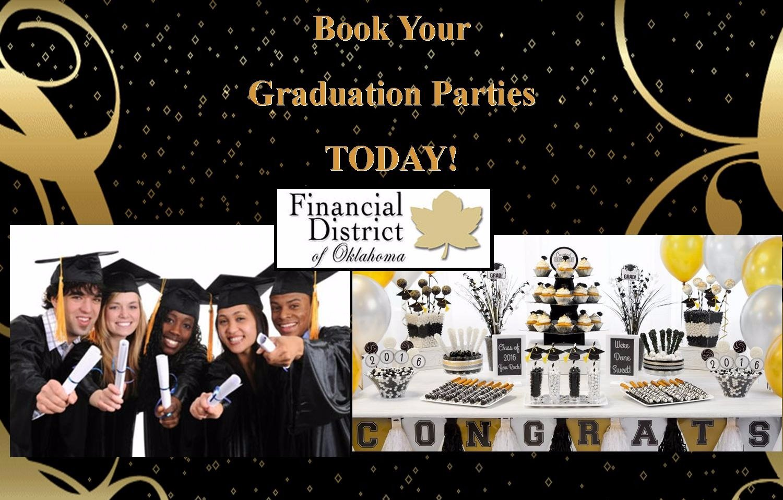 Conference Center Graduation Parties
