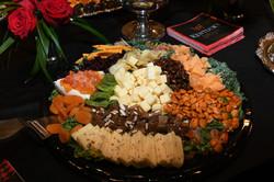 Fruit, Nut & Cheese Platter