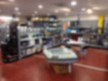 Magasin Accastillage diffusion Canet