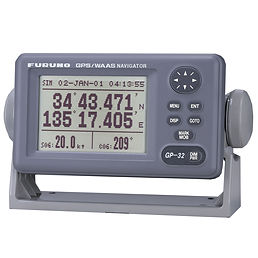 GPS FIXE MARINE GP32 FURUNO