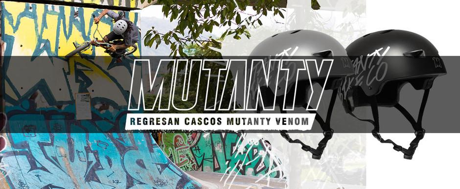 CASCOS MUTANTY VENOM