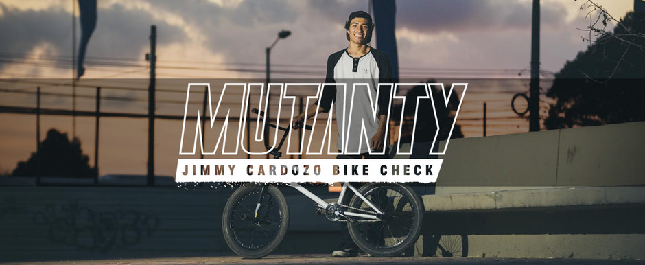 JIMMY CARDOZO BIKE CHECK