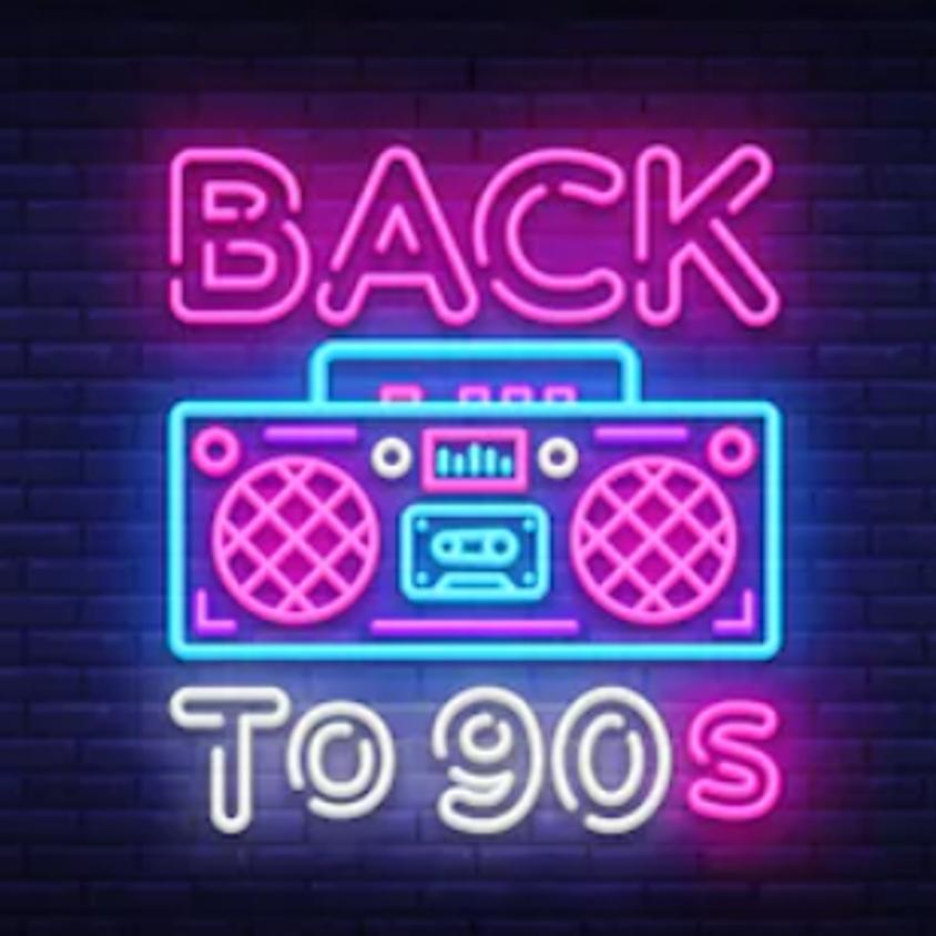 BACK TO 90's WEDNESDAYS