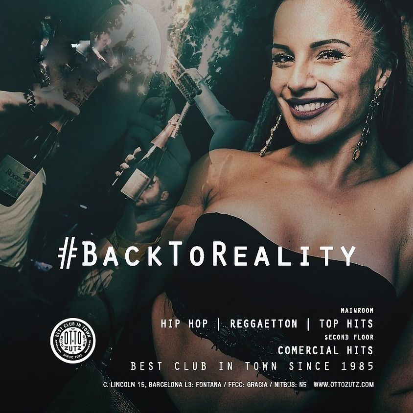 BACK TO REALITY · FRIDAYS