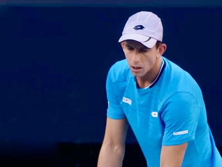Τένις | ATP Cup: Ήττα για Περβολαράκη (Ελλάδα - Αυστραλία 0-1)