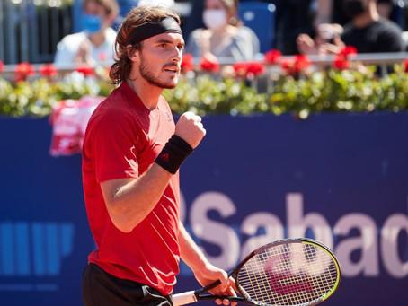 ATP   Barcelona Open: Τσιτσιπάς - Σίνερ (Ανάλυση-vid)