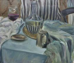 Karaffe-mit-Weinglas-Barbara-Holter-Ölbilder2015-Stillleben-Österreich-Malerei-Malerin-Gemälde.jpg