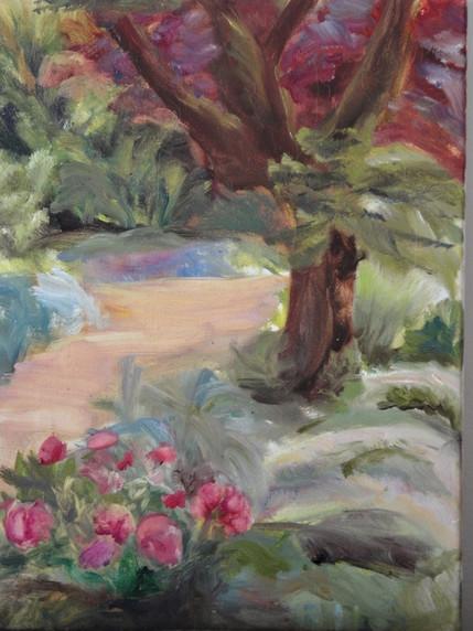 Frühling-im-botanischen-Garten-Barbara-Holter-Ölbilder2014-Natur-Österreich-Malerei-Malerin-Gemälde.jpg
