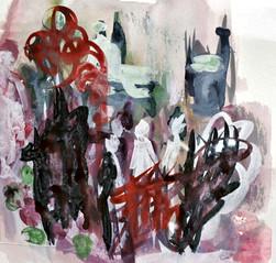 Weihnachtsbaum-Barbara-Holter-Gouache2018-Bilder-Abstrakt-Österreich-Malerei-Malerin-Gemälde.jpg