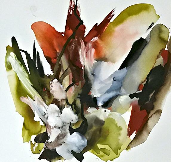 ohne-titel-11-barbara-holter-tusche-mischtechnik-abstrakt-bilder-österreich-malerei-malerin-gemälde