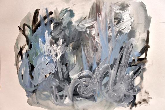 Schnee-Und-Eis-Barbara-Holter-Gouache2018-Bilder-Abstrakt-Österreich-Malerei-Malerin-Gemälde.JPG