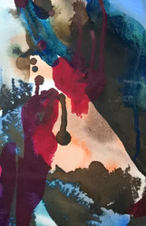 ohne-titel-10-barbara-holter-tusche-mischtechnik-abstrakt-bilder-österreich-malerei-malerin-gemälde