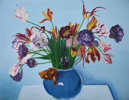 Tulpenvase-Barbara-Holter-Acryl-auf-Leinwand-Bilder2010-Stillleben-Österreich-Malerei-Malerin-Gemälde.jpg