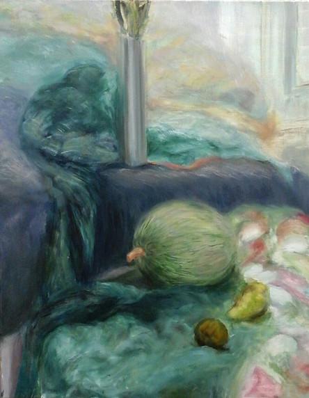 Stillleben-mit-Melone-Barbara-Holter-Ölbilder2015-Österreich-Malerei-Malerin-Gemälde.jpg