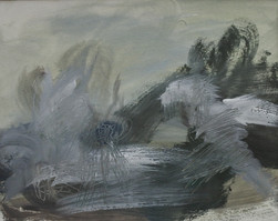 Trüber-Wintertag-Barbara-Holter-Gouache2018-Bilder-Abstrakt-Österreich-Malerei-Malerin-Gemälde.JPG