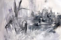 Stadt-Land-Barbara-Holter-Gouache2018-Bilder-Abstrakt-Österreich-Malerei-Malerin-Gemälde.JPG