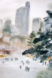 Eislauf-Im-Centralpark-Barbara-Holter-Aquarell2018-Natur-Bilder-Österreich-Malerei-Malerin-Gemälde.JPG