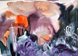 Sonnenglut-Barbara-Holter-Gouache2018-Bilder-Abstrakt-Österreich-Malerei-Malerin-Gemälde.jpeg