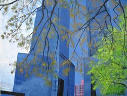 Time-Warner-Center-Manhatten-New-York-Barbara-Holter-Acryl-auf-Leinwand-Bilder2010-Urban-Österreich-Malerei-Malerin-Gemälde.jpg