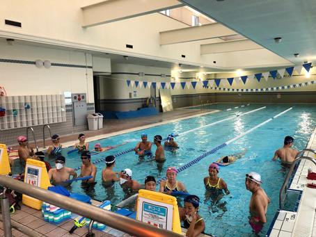 Go. Swim クロストレーニング