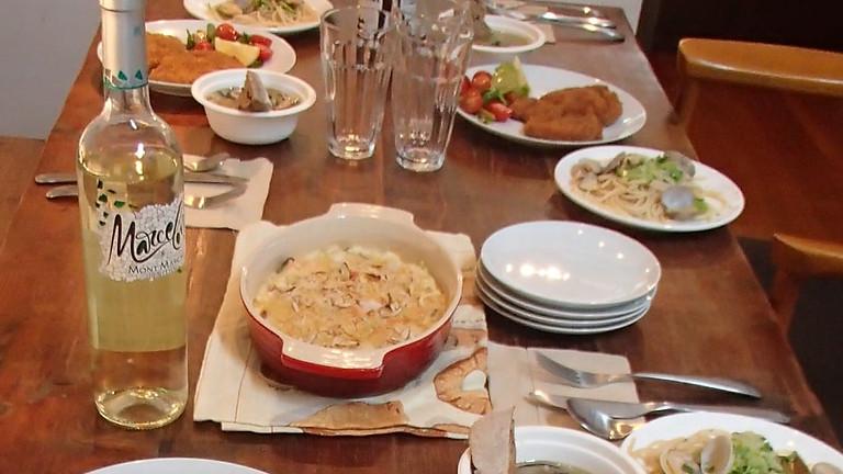 第四回アスリートに効くイタリア料理教室