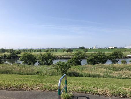 Go. Bike 彩湖でインターバル 2