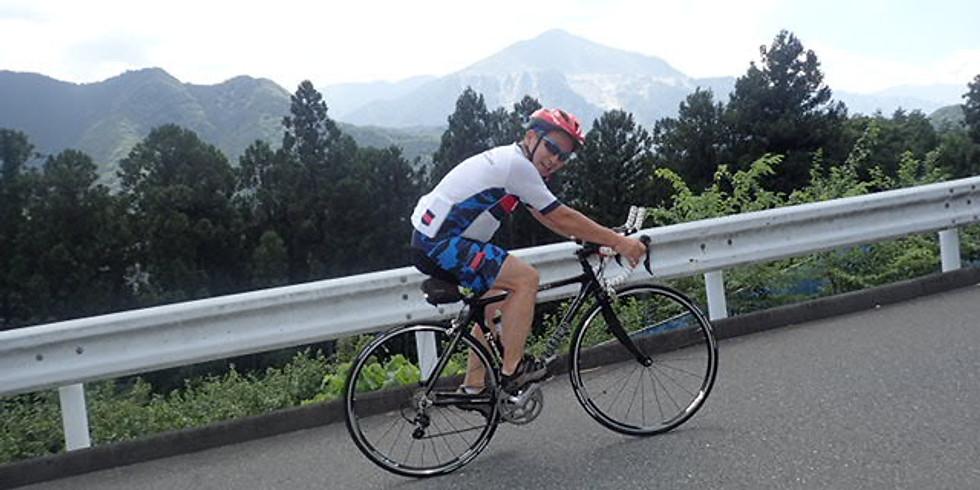 多摩川〜秩父〜荒川サイクリングツアー