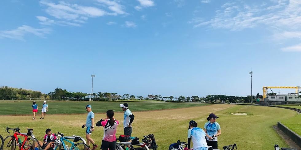 🏃♂️🚴♀️🏊♂️沖縄トライアスロンキャンプ