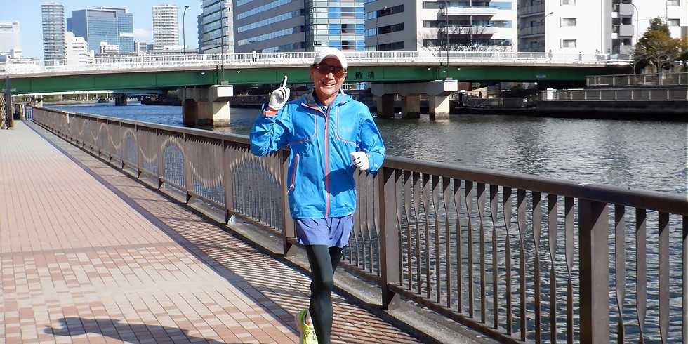Go. Run Wave 練習会  6/27