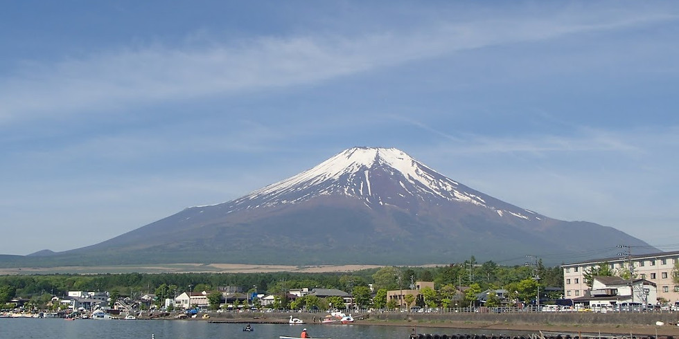 富士山バイク+ランキャンプ