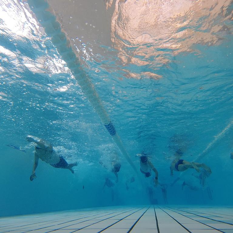 8/31 🏊♂️第6回 GTC 800M Swim TimeTrial 🏊♂️