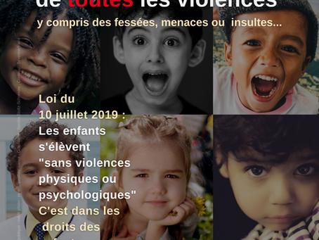 Droit des enfants d'être protégé des violences : définitions et réflexions