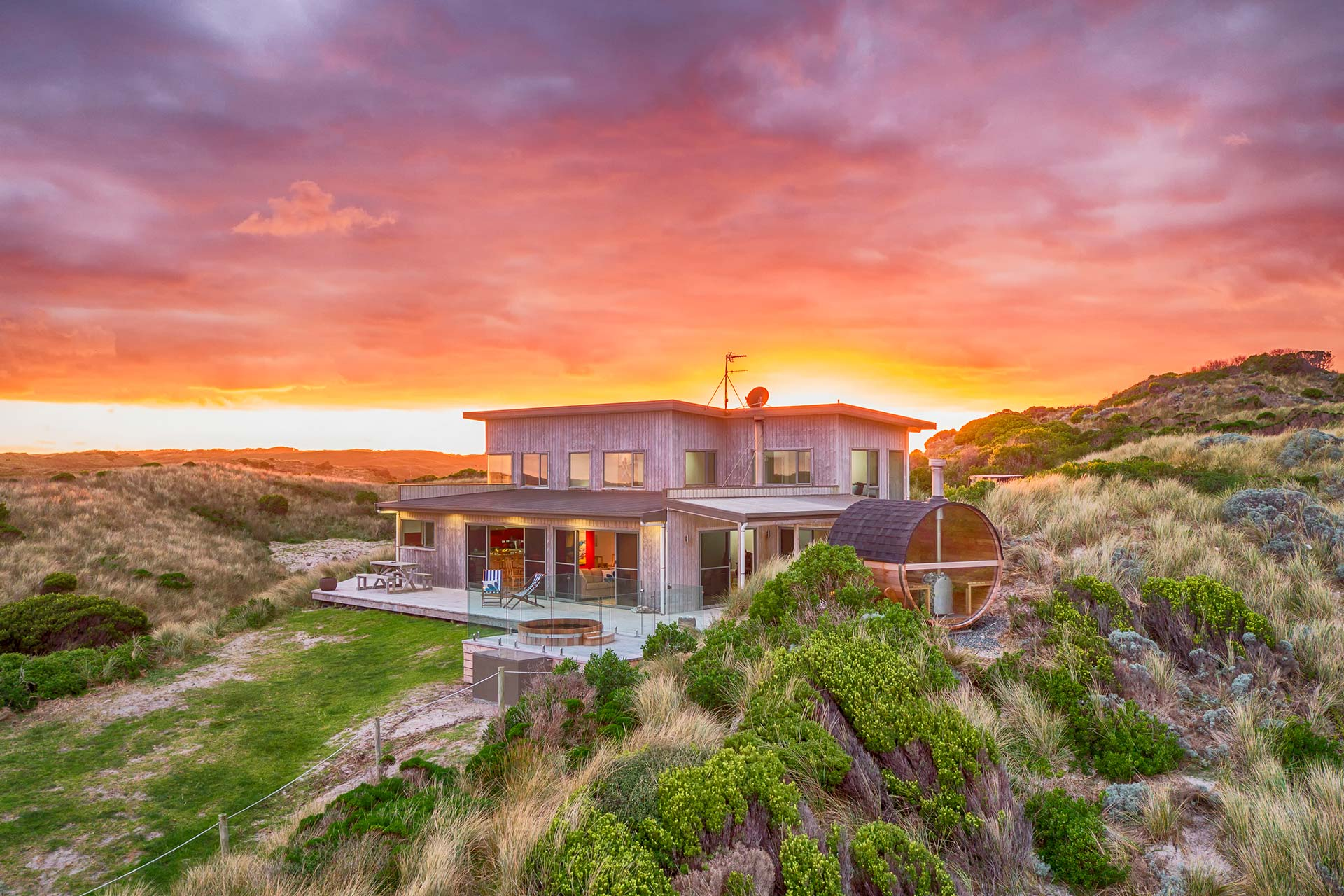 King Island Beach House Australia