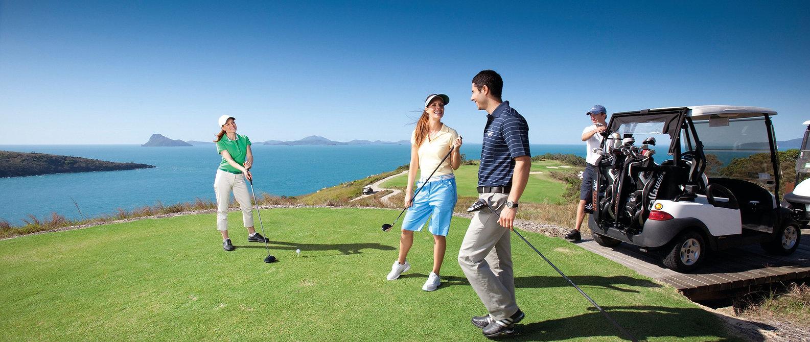 Hamilton Island Golf Packages