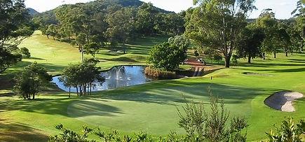 Nelson Bay Golf