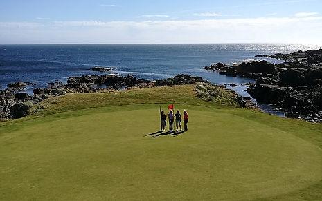 Happy Ladies King Island Golf