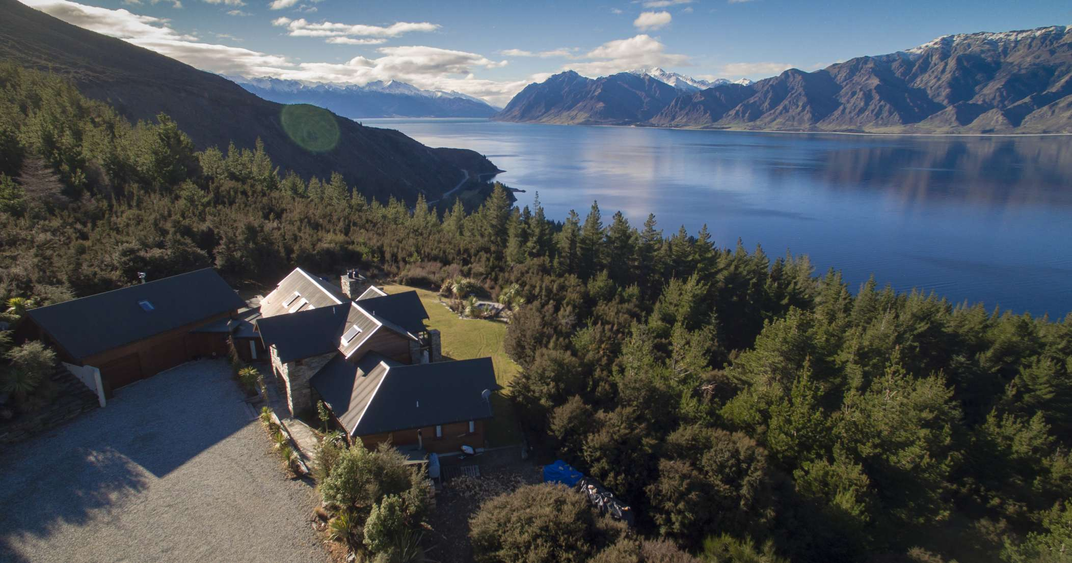 Lake Hawea View Lodge