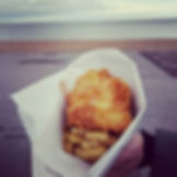 a weekend in Deal_ fish and chips